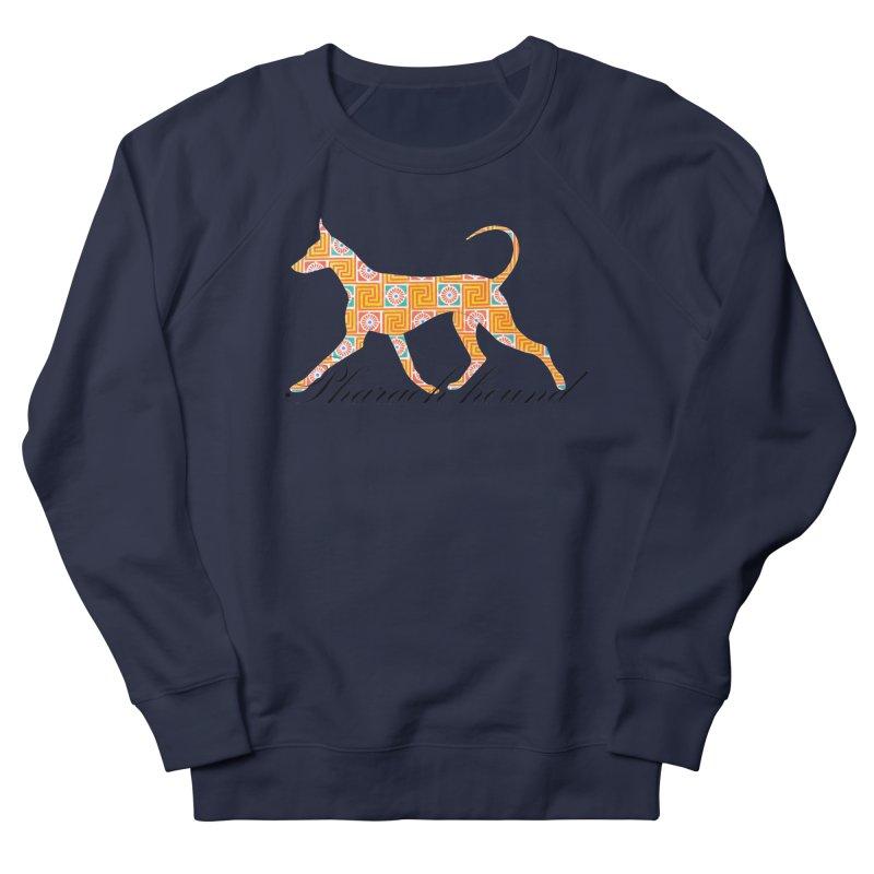 Pharaoh hound Women's French Terry Sweatshirt by ArtPharie's Artist Shop