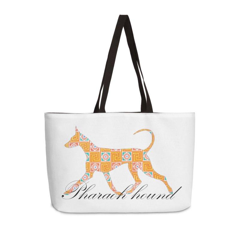 Pharaoh hound Accessories Bag by ArtPharie's Artist Shop