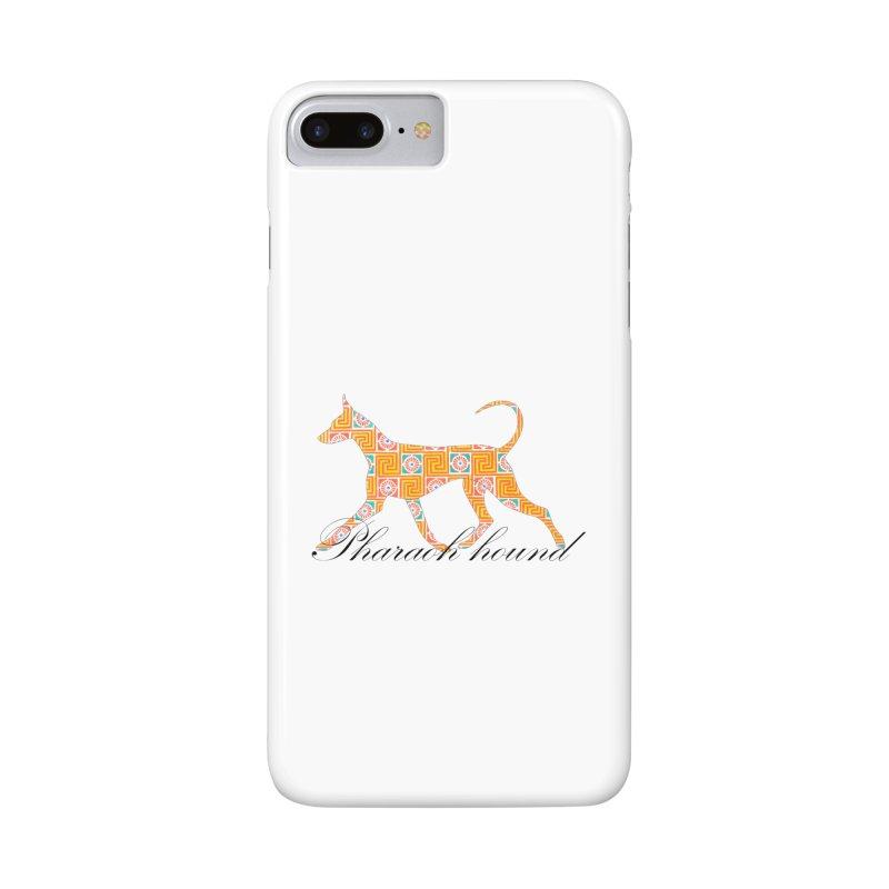Pharaoh hound Accessories Phone Case by ArtPharie's Artist Shop