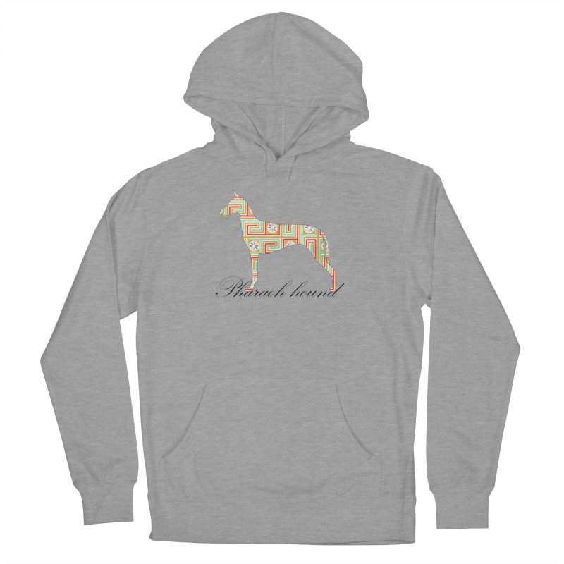 Pharaoh hound Women's Pullover Hoody by ArtPharie's Artist Shop