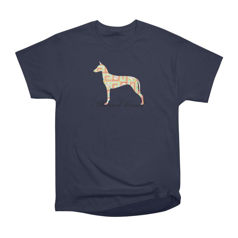 Pharaoh hound Men's Heavyweight T-Shirt by ArtPharie's Artist Shop