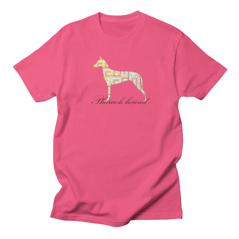 Pharaoh hound Women's Regular Unisex T-Shirt by ArtPharie's Artist Shop