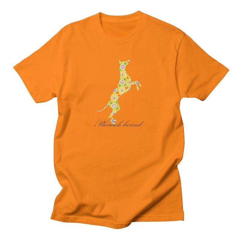 Pharaoh hound Men's T-Shirt by ArtPharie's Artist Shop