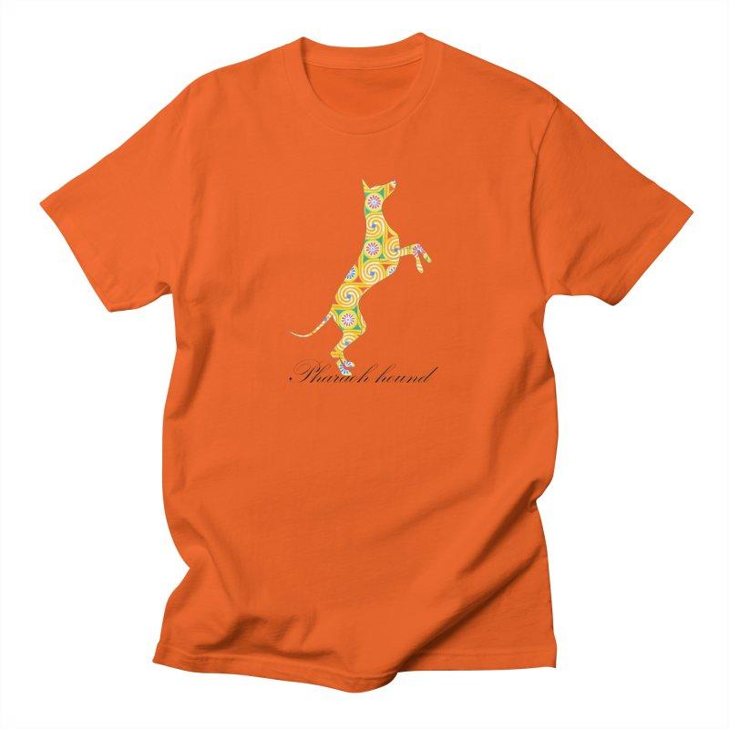 Pharaoh hound Men's Regular T-Shirt by ArtPharie's Artist Shop
