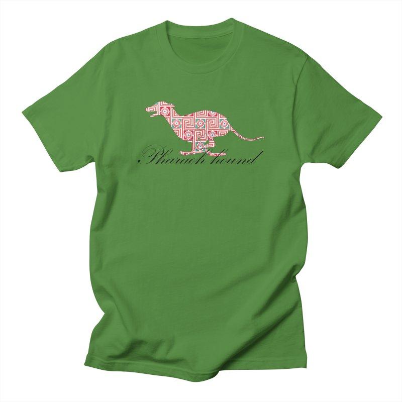 Pharaoh hound Women's Regular Unisex T-Shirt by ArtPharie's Artist Shop