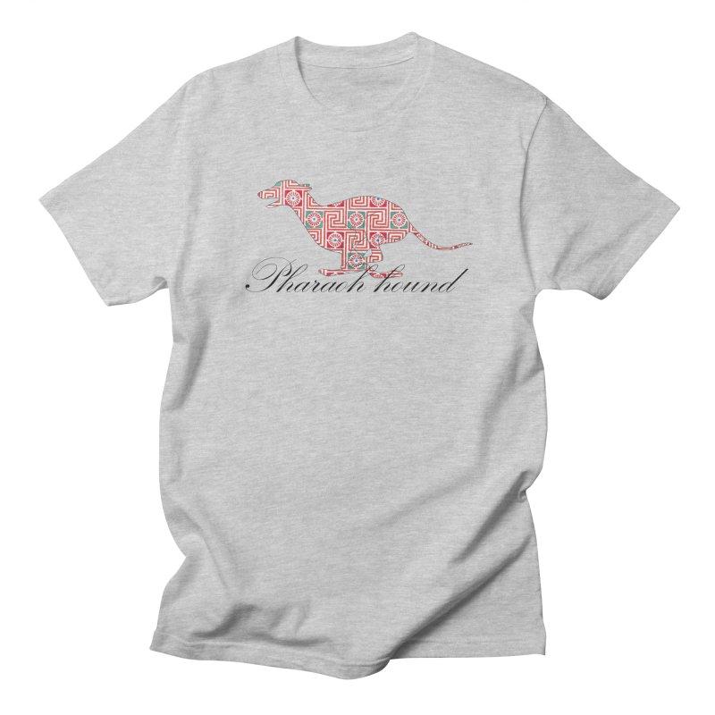 Pharaoh hound Women's Unisex T-Shirt by ArtPharie's Artist Shop