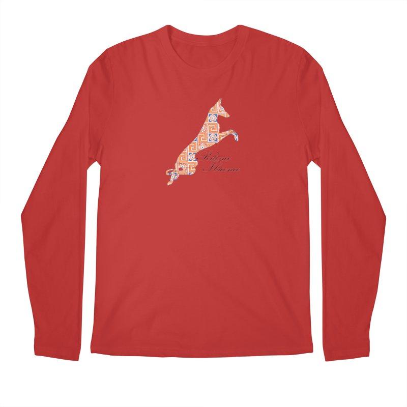 Ibizian hound Men's Longsleeve T-Shirt by ArtPharie's Artist Shop