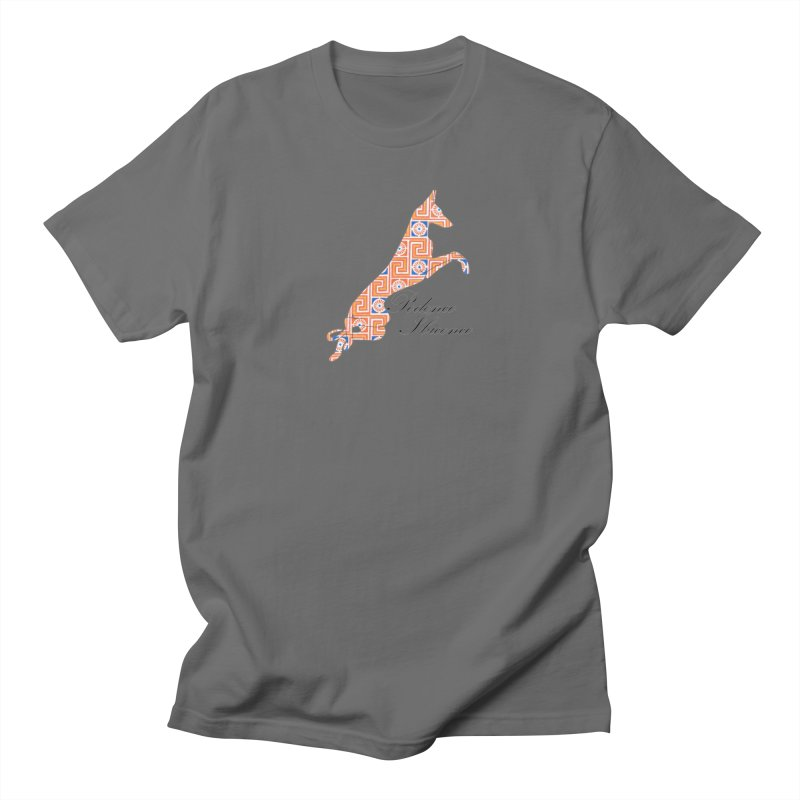 Ibizian hound Men's T-Shirt by ArtPharie's Artist Shop