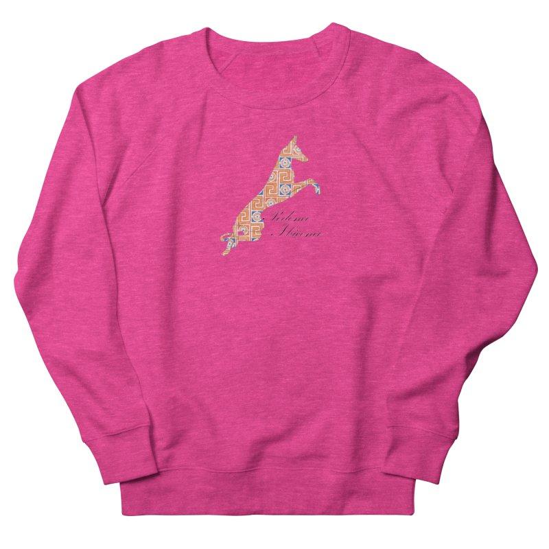 Ibizian hound Men's French Terry Sweatshirt by ArtPharie's Artist Shop