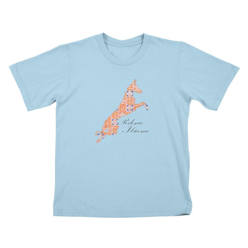 Ibizian hound Kids T-Shirt by ArtPharie's Artist Shop