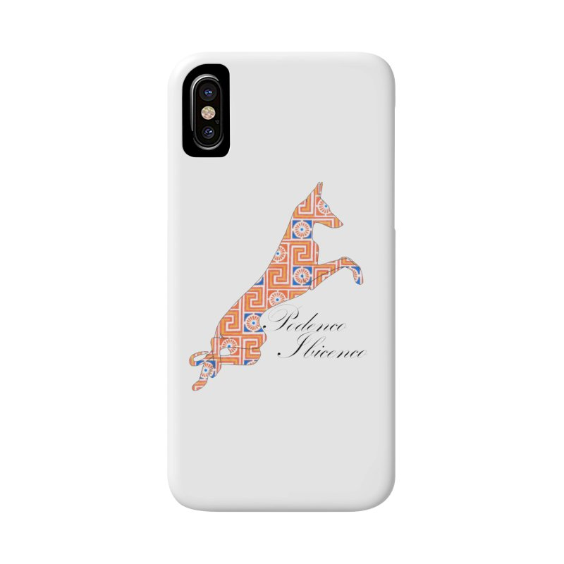 Ibizian hound Accessories Phone Case by ArtPharie's Artist Shop
