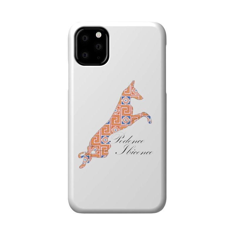 Ibizian hound Accessories Phone Case by ArtPharie's Artist Shop