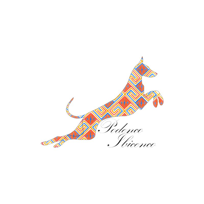 Ibizian hound Accessories Notebook by ArtPharie's Artist Shop