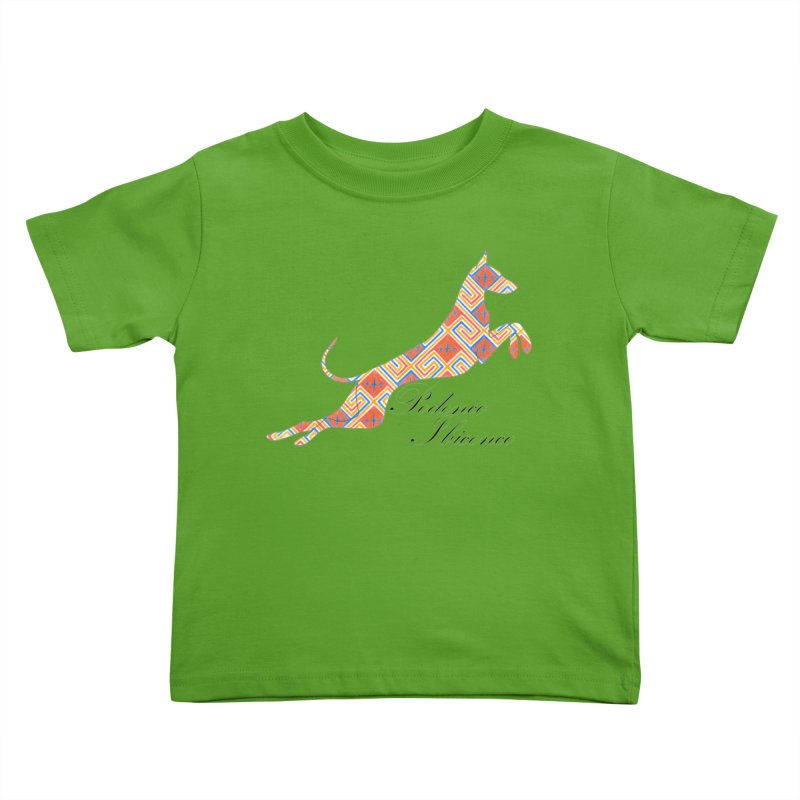 Ibizian hound Kids Toddler T-Shirt by ArtPharie's Artist Shop
