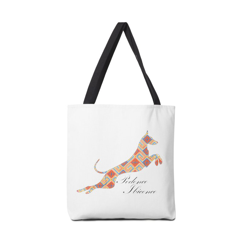 Ibizian hound Accessories Bag by ArtPharie's Artist Shop