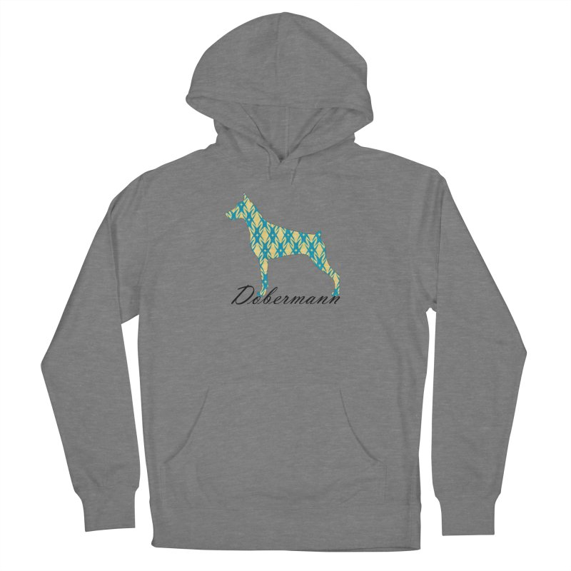 Dobermann Women's Pullover Hoody by ArtPharie's Artist Shop