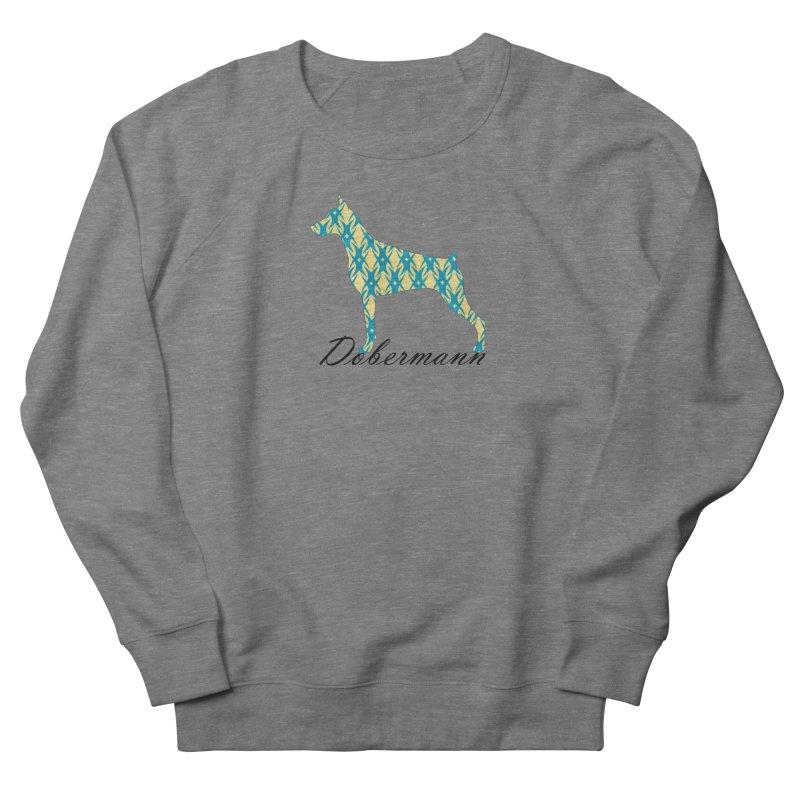Dobermann Women's Sweatshirt by ArtPharie's Artist Shop