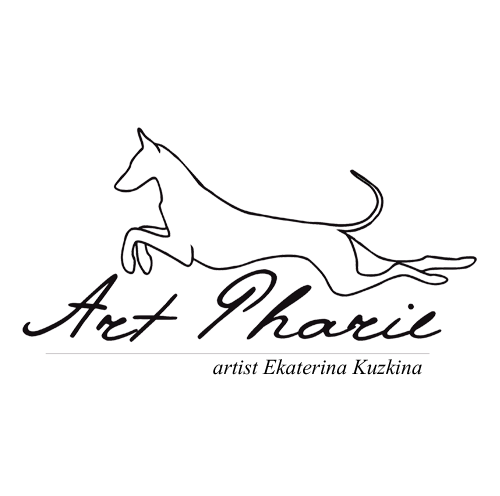ArtPharie's Artist Shop Logo