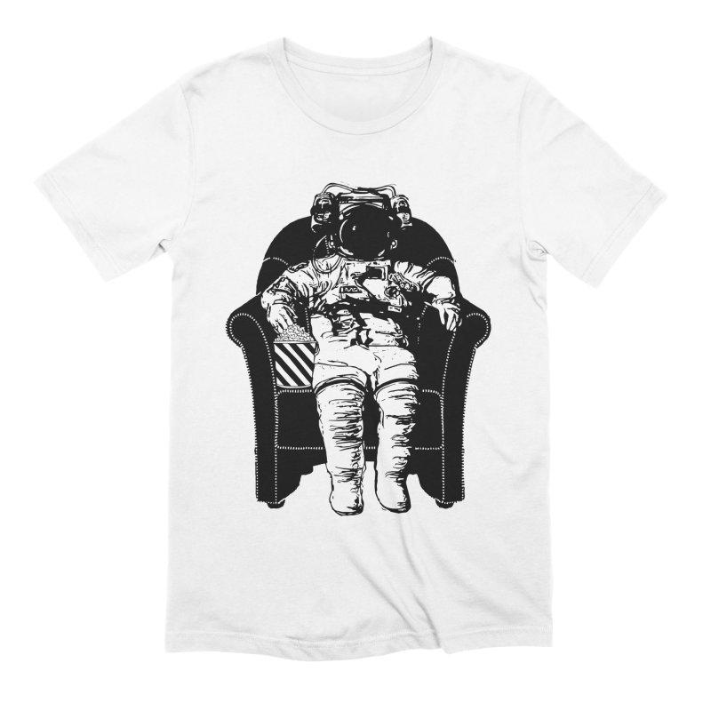 Blast Off Men's Extra Soft T-Shirt by Artrocity's Artist Shop