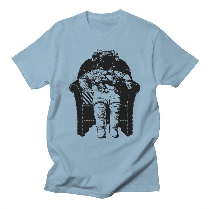 Blast Off Men's T-shirt by Artrocity's Artist Shop