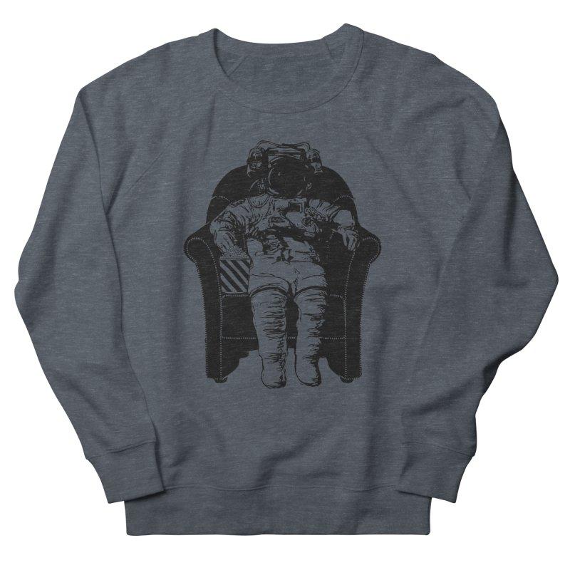 Blast Off Men's French Terry Sweatshirt by Artrocity's Artist Shop