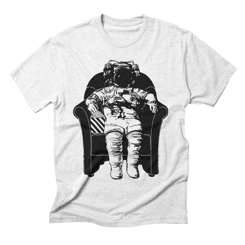 Blast Off Men's Triblend T-shirt by Artrocity's Artist Shop