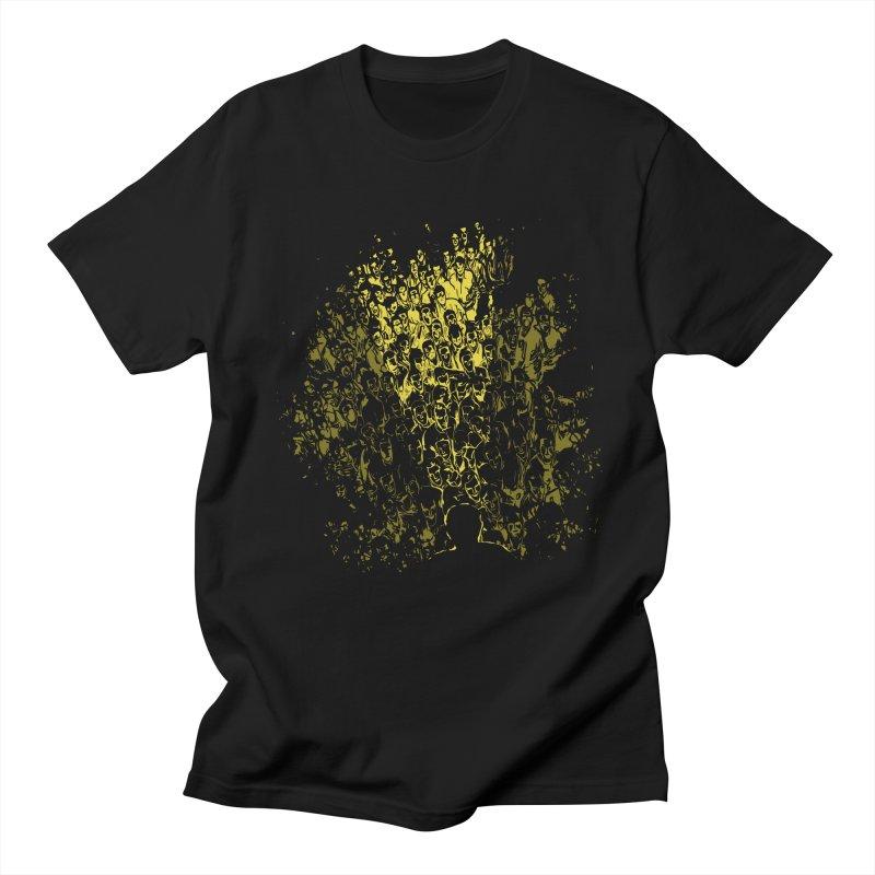 From The Dark Men's T-shirt by Artrocity's Artist Shop