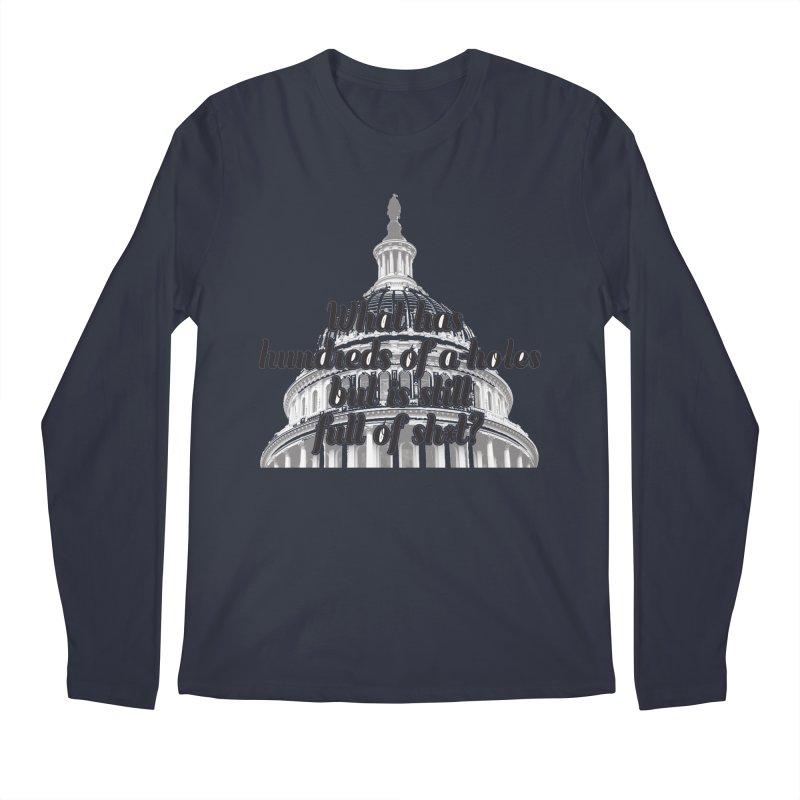 Full of it Men's Longsleeve T-Shirt by artross's Artist Shop
