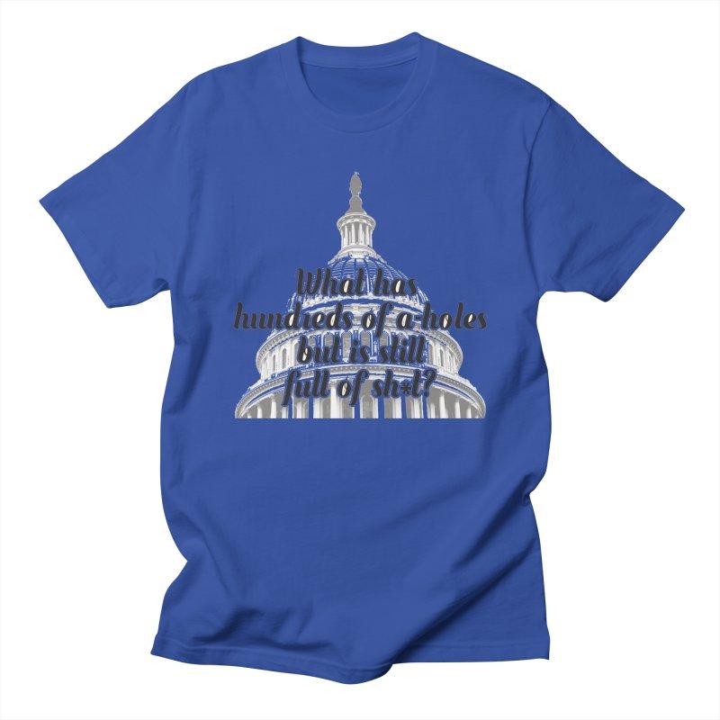 Full of it Men's T-Shirt by artross's Artist Shop