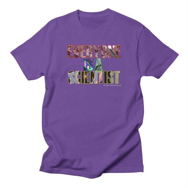 a) everyone Women's Regular Unisex T-Shirt by Arts + Science