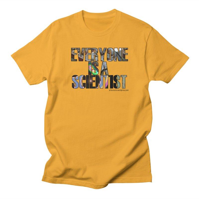 b) everyone Women's Regular Unisex T-Shirt by Arts + Science