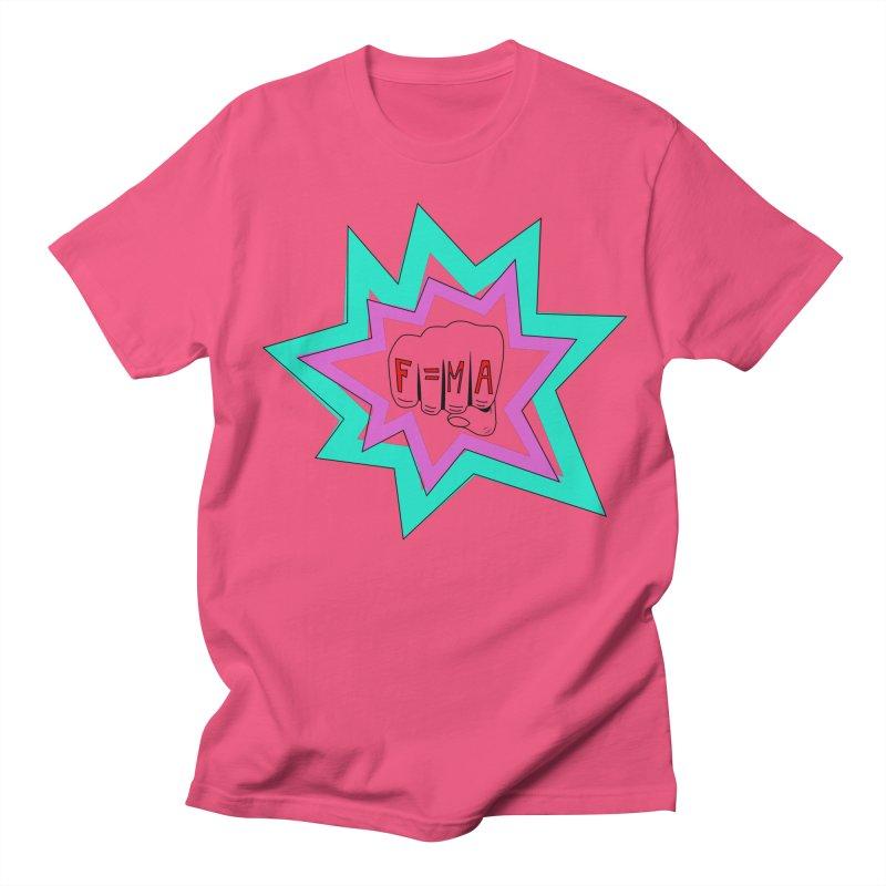force Women's Regular Unisex T-Shirt by Arts + Science