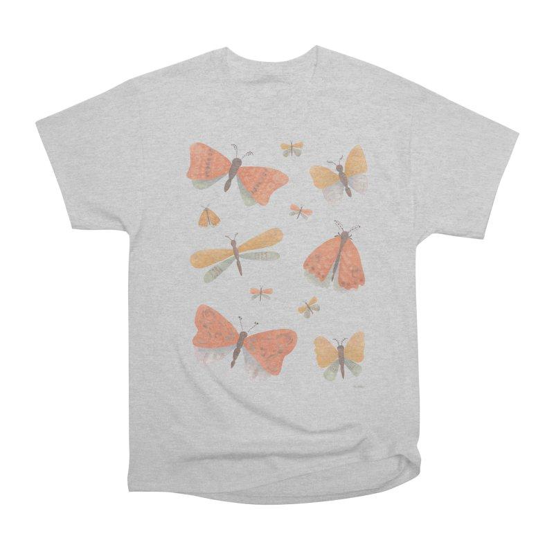 Moth Butterflies Men's T-Shirt by Art Side of Life's Shop