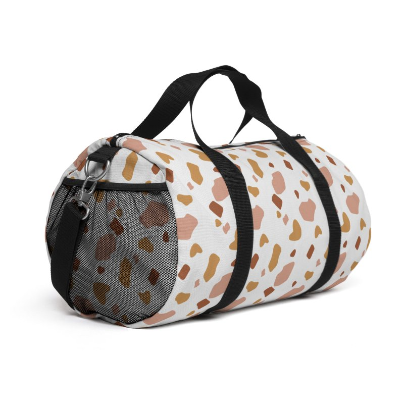 Rocky Path Pattern Accessories Bag by Art Side of Life's Shop