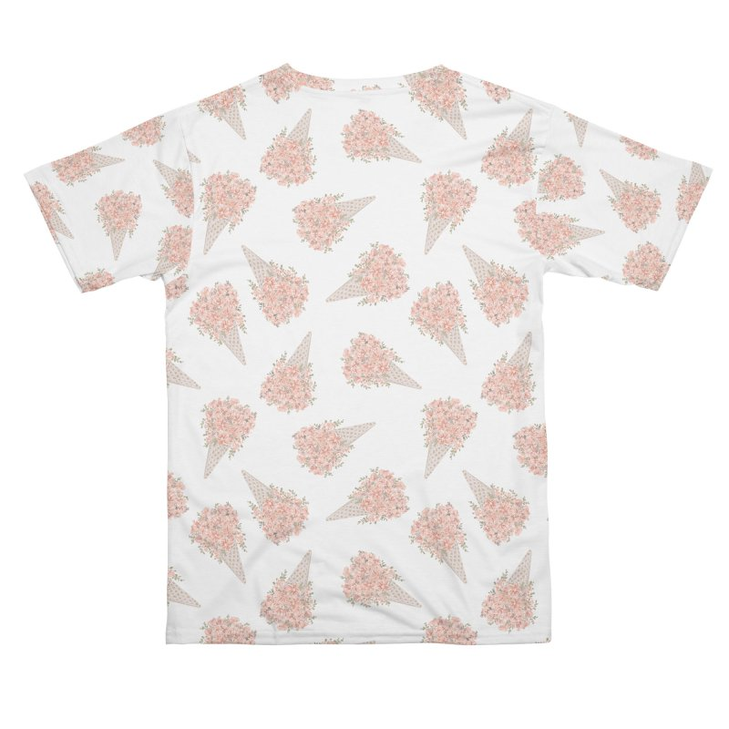 Floral Icecream Men's Cut & Sew by Art Side of Life's Shop