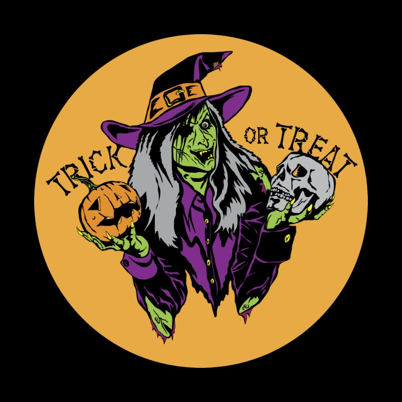 Trick or Treat None  by ArtSkull's Threadless Shop