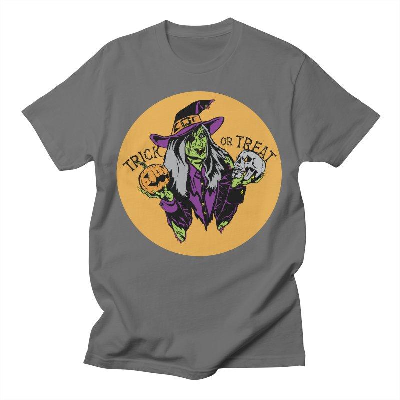 Trick or Treat Men's T-Shirt by ArtSkull's Threadless Shop