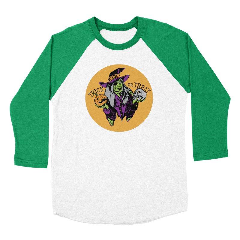 Trick or Treat Men's Longsleeve T-Shirt by ArtSkull's Threadless Shop