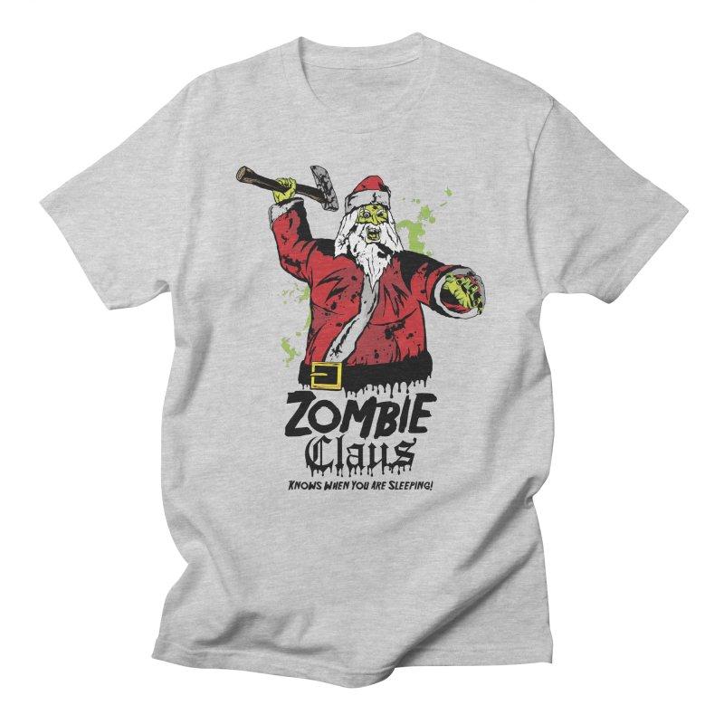 Zombie Claus Women's T-Shirt by ArtSkull's Threadless Shop