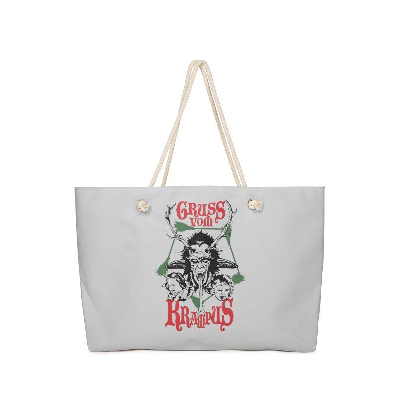 Gruss vom Krampus Accessories Bag by ArtSkull's Threadless Shop