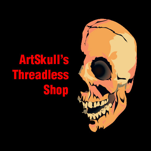 ArtSkull's Threadless Shop Logo