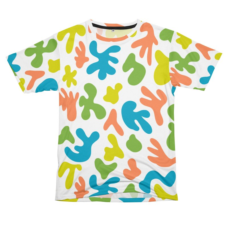 Did You Matisse Me Men's Cut & Sew by Artsy Blevs