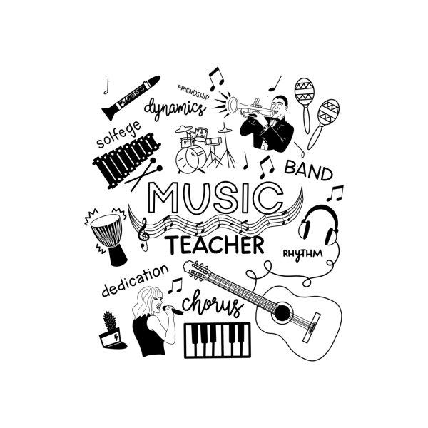 Design for Music Teacher