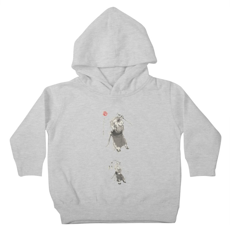 Tai chi Sword - Ursa Minor Kids Toddler Pullover Hoody by arttaichi's Artist Shop