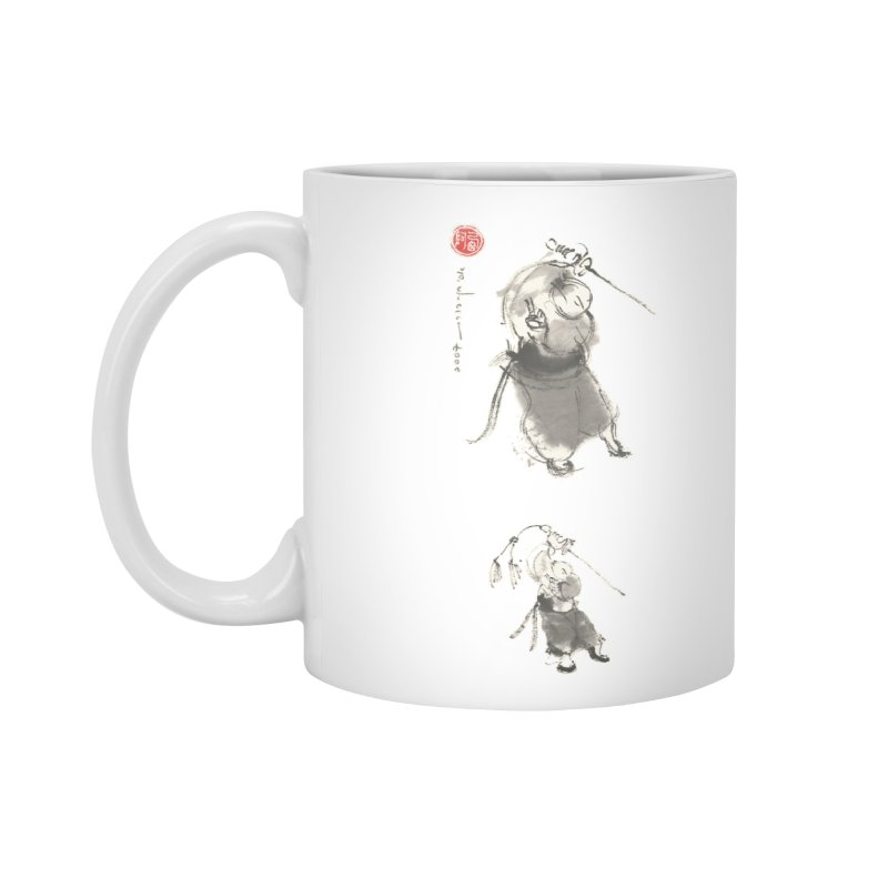 Tai chi Sword - Ursa Minor Accessories Mug by arttaichi's Artist Shop