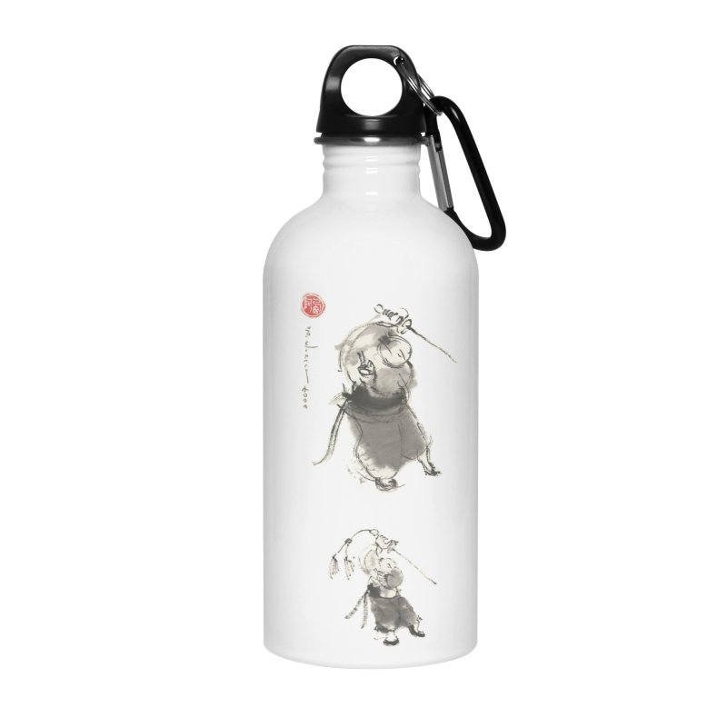 Tai chi Sword - Ursa Minor Accessories Water Bottle by arttaichi's Artist Shop