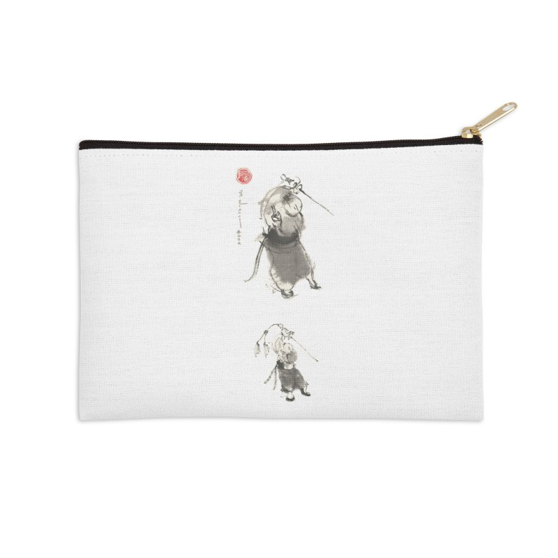 Tai chi Sword - Ursa Minor Accessories Zip Pouch by arttaichi's Artist Shop