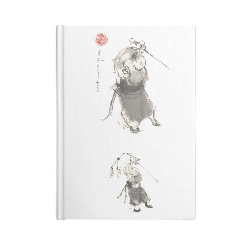 Tai chi Sword - Ursa Minor Accessories Notebook by arttaichi's Artist Shop