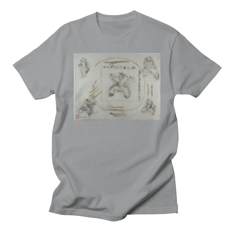 In Transition To Diagonal Posture Women's Regular Unisex T-Shirt by arttaichi's Artist Shop