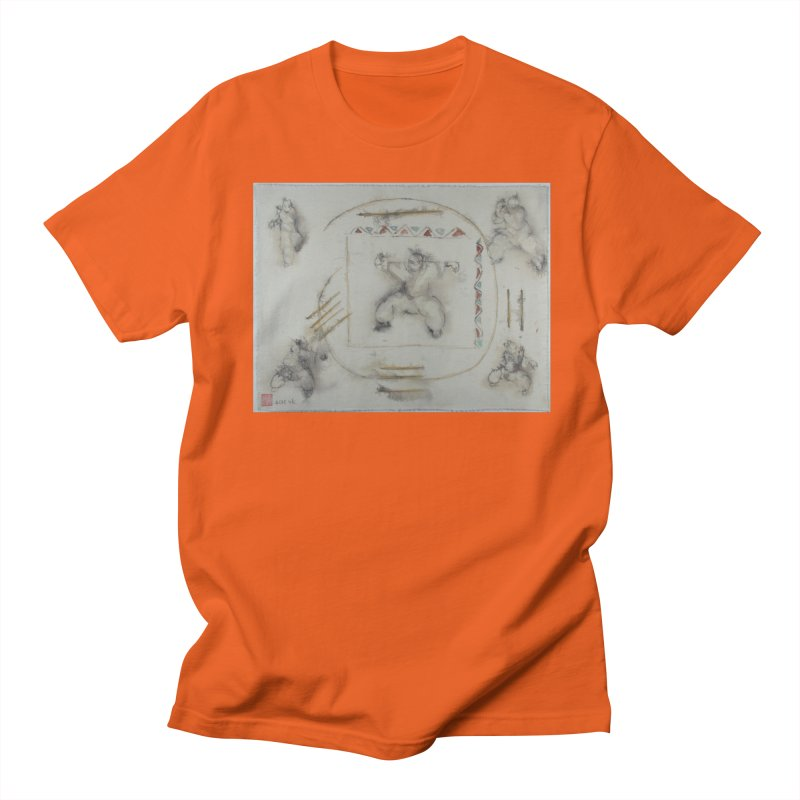 In Transition To Diagonal Posture Women's Unisex T-Shirt by arttaichi's Artist Shop